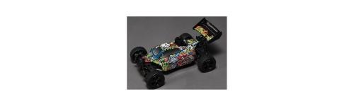 Quanum Toxic Nitro 1:10th 4wd Racing Buggy