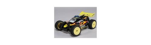 Turnigy 1:16 4WD Nitro Racing Buggy w Upgraded 07 Engine