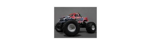 Basher Nitro Circus 1:8 della scala 4WD Monster Truck w 2.4Ghz