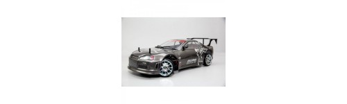 Snow Panther Hobby 1:10 Mission-D 4WD GTR Drift Car