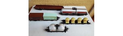 Vagoni Ferroviari Scala H0