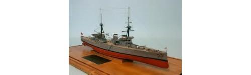 Navi militari in kit