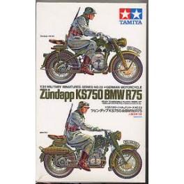 Tamiya motociclisti Tedeschi
