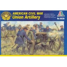 Italeri artiglieria americana 1:72