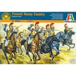 Italeri Cavalleria pesante francese 1:72