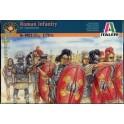 Italeri fanteria romana 1:72
