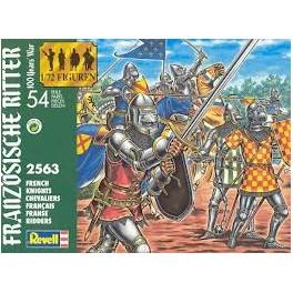 Revell cavalieri francesi 1:72