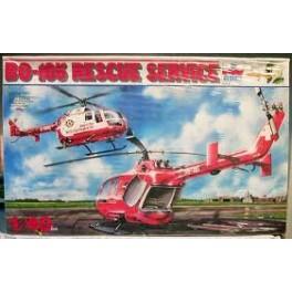 Esci BO-105 rescue 1:48
