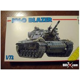 Esci M60 Blazer 1:72