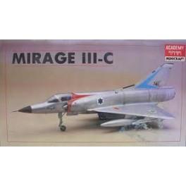 Academy Mirage III 1:48