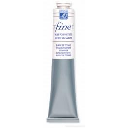 Lefranc & Bourgeois huile pour artistes fine bianco di titanio 150ml
