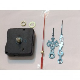 Meccanismo per orologi asse 9mm
