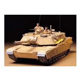 Kit montaggio Carro US Abrams  Tusk II 1.35