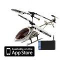 iPilot 6026i Elicottero per iPhone, iPad, iPod