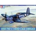 Kit Tamiya Birdcage Corsair F4U 1.48