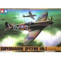 Kit Tamiya Super Spitfire MK1 1.48
