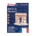 Puzzle 3D Lima - Arco di Trionfo