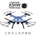 Syma X5HW WiFi FPV 0.3 Mega pixel fotocamera 2.4G 4 canali a 6 assi Gyro RTF