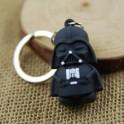 Star Wars Soldato portachiavi 4 cm. Nero