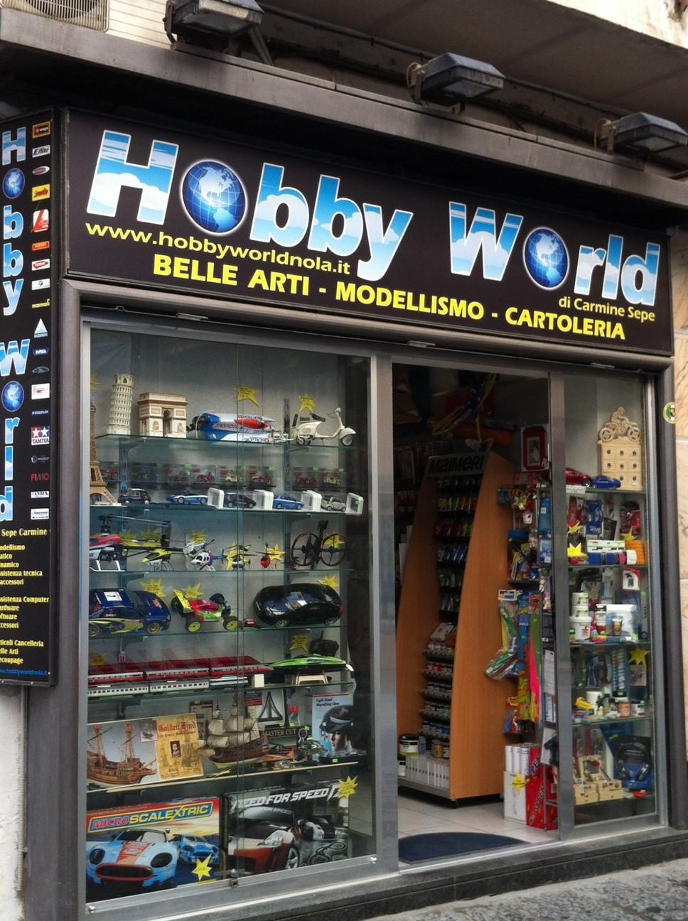 HOBBY WORLD di SEPE CARMINE